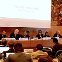 2nd Meeting of the Steering Group, Geneva