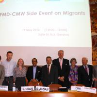 GFMD-CMW Side Event, Geneva