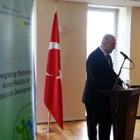22 September 2014 - New York. GFMD Turkish Chairmanship Event on the margins of the UNGA 69th Regular Session