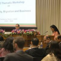 GFMD 2016 Thematic Workshop Lakshmi Puri