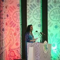 9th GFMD Summit Meeting - Opening Session Ms. Lakshmi Puri, Deputy Executive Director, UN Women, representing the Chair of the Global Migration Group (GMG)