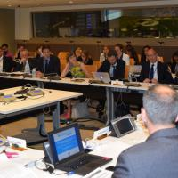 01 July 2015 - New York. GFMD Side Event on the margins of the High-level Political Forum