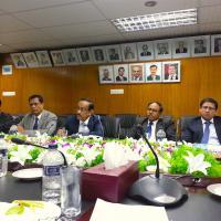 Shahidul Haque GFMD Dhaka