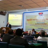 Peter Sutherland GFMD Dhaka
