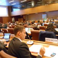 22 October 2014 - Geneva. First Meeting of the GFMD Friends of the Forum