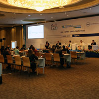 03 June 2015, Izmir, Turkey. G20-GFMD-GMG Joint Event