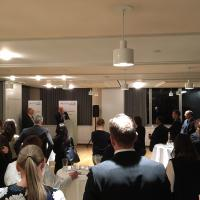 GFMD Reception at the Permanent Mission of Germany, New York, 16 February