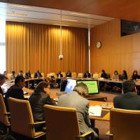30 April 2015 - Geneva. 2nd Preparatory Meetings of Government RT Teams