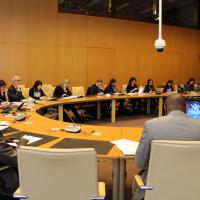 06 February 2015 - Geneva. 1st Preparatory Meetings of Government RT Teams