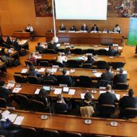 28 April 2015 - Geneva. Fourth Meeting of the GFMD Steering Group