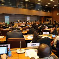 05 February 2015 - Geneva. Thematic Meeting on Migration in the Post-2015 UN Development Agenda