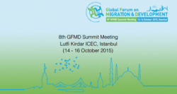 GFMD 8th Summit Meeting Istanbul