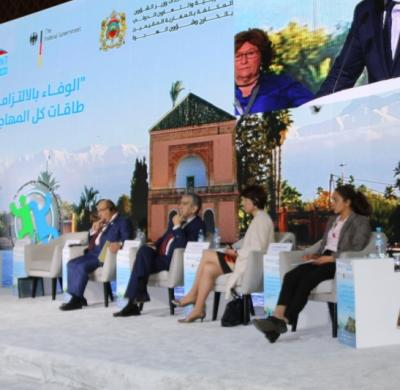 Marrakesh GFMD Summit