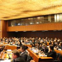 GFMD 2016 Meeting of the Friends of the Forum