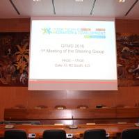 GFMD 2016 Meeting Steering Group Geneva