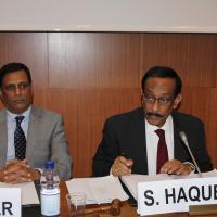GFMD 2016 Shahidul Haque Meeting Steering Group