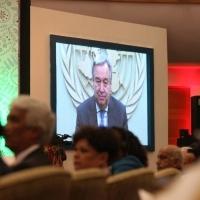 With H.E. Antonio Guterres, UN Secretary-General