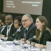 Roundtable 1.2 - With Amb. Antoine Joly, France and Ms. Daniela Morari, Republic of Moldova