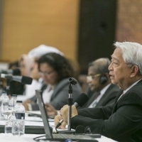 Roundtable 2.2 - With Amb. Jose Brillantes, Chair of the Committee on Migrant Workers