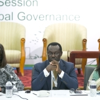 Common Space - Break-out session 1 -With Mr. Gibril Faal, Africa-Europe Diaspora Development Platform (ADEPT)