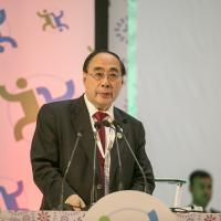 9th GFMD Summit Meeting - Opening Session H. E. Wu Hongbo, Under Secretary General, Department of Economic and Social Affairs, representing the Secretary General of the United Nations