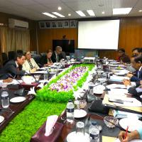 20 January - Consultation Meeting with the SRSG on the 9th GFMD Chairmanship Concept Paper and Work Plan