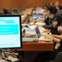 Fifth GFMD Summit Meeting - Special Sessions