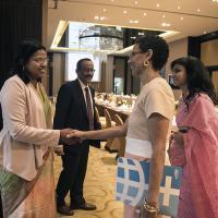 GFMD 2016 Thematic Workshop Begum Shamsun Nahar Roberta Clarke