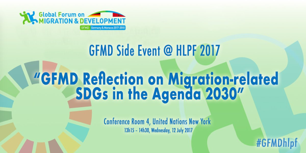 GFMD Reflection on Migration-related SDGs in the Agenda 2030