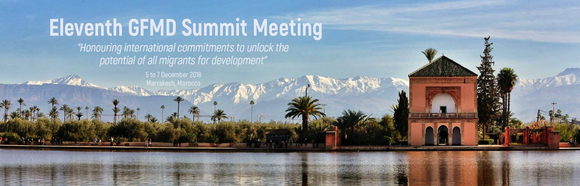 Homepage banner - Summit 2018